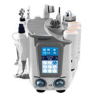 2019 oxygen spa aqua bubble dermabrasion Face cleaning machine 7 In 1 Hydra Facial Machine омоложение кожи антивозрастная салонная польза CE approva