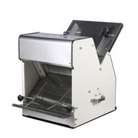 2020 31 tranches de pain carré Slicer machine en acier inoxydable Petit Pain Cuites trancheuse Toast Machine à découper