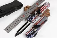 Coltelli automatici Auto Knivere del canino Caccia pieghevole Pocket Pocket Survival Knife Regalo di natale per copie da uomo Cucina da cucina Cutter
