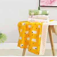 Hohe Qualität Babydecke Swaddling Neugeborenen Muslin Gaze Baby Beruhigende Decken Kinder Decke Bettwäsche Set Baumwolle Quilt