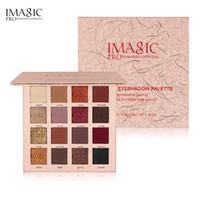 Glitter Eyeshadow 16 Color Palette Make up Palette Metallic ...