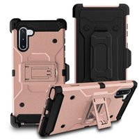 3 in 1 Defender Rugged Robot Case for Samsung Galaxy S20 Ult...