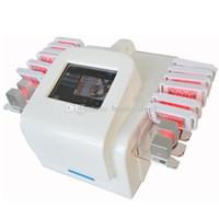 16 개 패드 650 ㎚ 다이오드 Lipo 레이저 지방 Buring 바디 슬리밍 기계 휴대용 650 ㎚ Lipolaser 레이저 지방 분해 기계