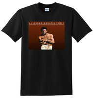 mens designer t shirts shirt AL GREEN T SHIRT greatest hits ...