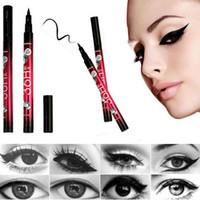 36h imperméable noir Eyeliner maquillage noir eye -iner imperméable liquide maquillage beauté beauté coiffe crayon RRA1448