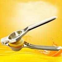 Acero inoxidable lima limón exprimidor de la prensa de naranja exprimidor de frutas exprimidor barra de la cocina el alimento vegetal gadget de cocina Herramientas FFA4189-3