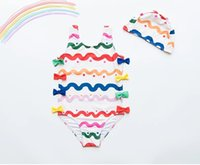 Hot sale cute baby' s swimsuits, 0~3 years old baby one-...