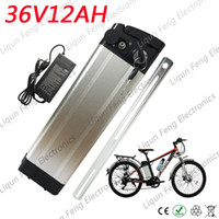 Бесплатная доставка 36 В 12AH E-bike электрический мотоцикл скутер литий-ионный аккумулятор 12000 мАч с BMS Bafang / 8fun колеса двигателя 500 Вт.