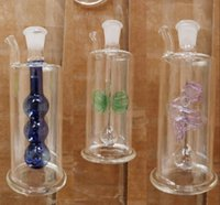 New Glass Bongs Beaker Downstem Water Pipes Accessories 10cm...
