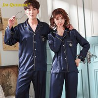 Couple Homesuit Homeclothes Fashion Style Casual Style Sleep...