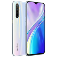 "Originale telefono cellulare Realme X2 4G LTE Phone 64.0MP Fingerprint ID mobile 8GB di RAM 128 GB ROM Snapdragon 730g Octa core Android 6.4"" Schermo intero"