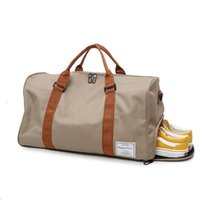 Мужчины дорожные сумки водостойкие ручной клади сумки на ремне большой емкости мужчины вещевой мешок короткий тур выходные сумки K350G