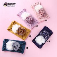 Boutique Infant Hair accessories Super Soft Baby girl Nylon ...