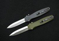 Plus récent PROTECH Ultra Technology 3201 Dark Angel couteau de chasse camping couteau pliant couteau 1pcs livraison gratuite
