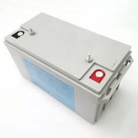 lifepo4 12v 100 Ah pesa 26 poun Rechazar el fraude capacidad de ciclo profundo Lifepo4 batería BMS para el Sistema Solar recargable LiFePO4 12.8V