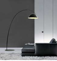 Nordic Удочка Торшер Современное искусство Гостиная Спальня Этаж Свет Home Decor LED стоял светильник Светильник Светильник
