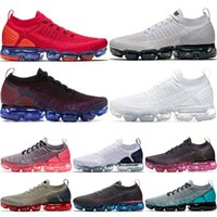 2018 2. 0 Men Running Shoes For Women Sneakers Mens White Bla...
