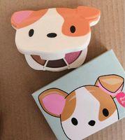Più nuovo Deluxe Melt 6-colore grazioso cucciolo ombretto opaco opaco scintillio occhio ombra trucco di alta qualità spedizione gratuita