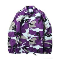 Novo hip-hop de alta qualidade rua camuflagem jaqueta de lapela jaqueta blusão na moda masculina na primavera homens streetwear roupas