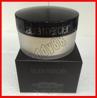 Laura Mercier Loose Setting Powder Waterproof Long-lasting Moisturizing Face Loose Powder Maquiagem прозрачный макияж 3 цвета