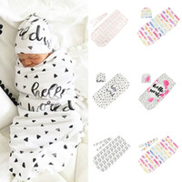 10 styles Newborn Baby Sleeping Bag 2pcs set Soft Little Sis...