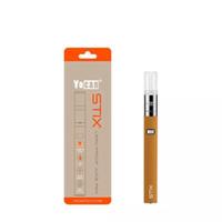 Authentic Yocan STIX Starter Kit 320 mAh Kit penna vape batteria Capacità olio 0,6 ml di stoccaggio olio indipendente Porta di ricarica USB a prova di perdite