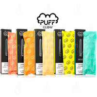 Newest PUFF BAR GLOW Disposable Device Pods Pre- filled LED L...