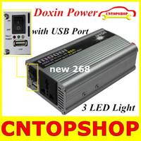 Freeshipping Quality A +++ Doxin Power 인버터는 안정적이고 강력한 성능으로 1000 와트의 AC 전력과 2000 와트의 서지 전력을 제공합니다.