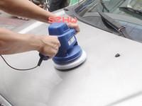 Автомобиль инструменты для полировки 12В 7 дюймов DC/переменного тока автомобильный воск полировальный станок СВ-326+, полировщик автомобилей, бесплатная доставка DHL Бесплатная доставка