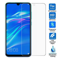 2pcs Tempered Glass for Huawei Honor 10i 8A 10 Lite 8C 8X Pl...