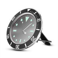 Automobile horloge à quartz décoration de voiture Montre ornements Véhicule Auto Intérieur Montre avec Climatisation sortie clip