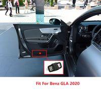 LED Car OEM Bem-vindo Porta Luz Logo Cortesia lâmpada do projetor Luz para Mercedes Benz nenhuma perfuração para a Mercedes-Benz GLA 2020
