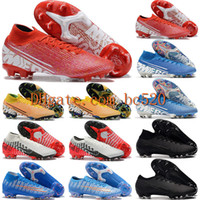 New Arrivals 2019 Mens Mercurial Vapors Fury XIII Elite FG F...