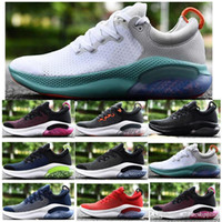 2019 Classic Joyride Run Uomo Donna Running Shoes Triple Black White Platinum Tinta Università Rosso traspirante Athletic Shoes vendita calda