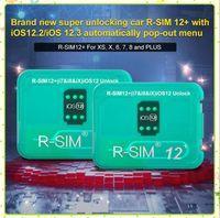 RSim12+ V16 R sim12+ SIM 12+ RSIM 12+ R-Sim 12+ unlock for iphone XS X 8 7 Plus automatically pop-out menu unlocking for iOS 12.2-12.3 MQ100