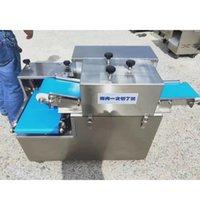 1500 Watt Kommerziellen Edelstahl elektrische Fleisch Schneidemaschine Schweinefleisch Rindfleisch Huhn Ente Fisch würfeln Maschine 220 V
