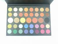 جديدة تسع وثلاثون ألوان ظلال ماكياج لوحة عالية الأداء المواد الطبيعية في سوق الأسهم شحن مجاني