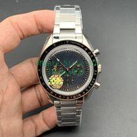 2020 Nouvelle montre Quartz Batterie Mouvement Chronographe Fonction Hommes Montres Strap Steel Sport Montre-Bracelet Best Qualité Joan007