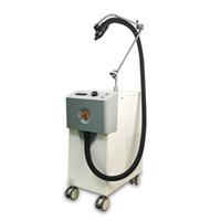 Cilt soğutucu / hava soğutma makinesi / Lazer cilt tedavisi için cilt soğutma sistemi lazer güzellik ekipmanları