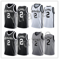 2020 NCAA UConn Huskies homenagem especial Colégio Gianna Maria Onore 2 Gigi Mamba da High School Memorial 8 24 33 Bryant Basketball Jerseys