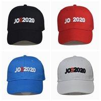 جو بايدن القبعة 2020 الرئيس الأمريكي البيسبول الانتخابات كاب رسالة التطريز الرياضة في الهواء الطلق كاب 4 ألوان الرجال النساء HHA1363