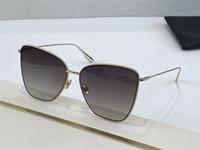 مصمم الفاخرة النساء نظارات ريترو خمر نظارات شمسية جديدة العلامة التجارية الشهيرة الطيار النظارات الإطار إطار القيادة نظارات المضادة Refelction SOCIETY