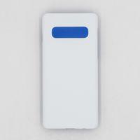 Einzelhandel 3D SULLIMATION Matte PC Blank Case Cover für Samsung S20 S20 Plus S10 S9 S8