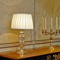 Moderno Minimalista E27 Lampade in cristallo Lampade da camera da letto Bedside Bedside Lights Creative Desk Desk Lampada Soggiorno Tavolo decorativo Lampada da tavolo LR004