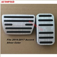 Newest & Old AT Car Foot Accelerator Gas Brake Rest Pedal Pa...