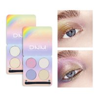 New 4 Colors Lasting Eye Shadow Palette High Pigment Makeup ...