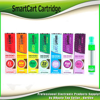 Smart Cart Vape Cartridge 1. 0ml Ceramic Coil 510 Thick Oil S...