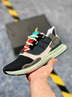 2019 Futurecraft ZX4000 4D Herren Sneakers Für Damen Consortium Runner Inv Fashion Designer Trainer ZX 4000 Outdoor Schuhe
