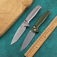EIXO caça sobrevivência bolso campismo faca dobrável ferramenta 781 faca 781 D2 identificador de alumínio aço