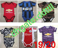 19 20 ajax Camouflage barcelona RONALDO for kids kit baby me...